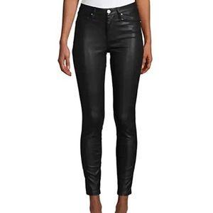 BLANK NYC Vegan Leather Blank Skinny Leggings ASOS
